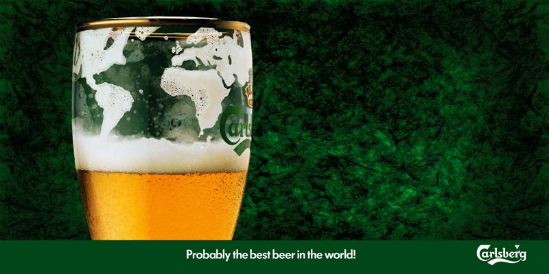 Carlsberg world